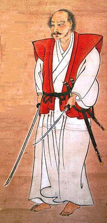 Miyamoto_Musashi_Self-Portrait