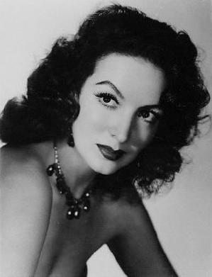 マリア・フェリックスの生涯、めっちゃ美人で最高の女優さんだった