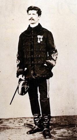 実録版ラストサムライ 武士とともに戦ったフランス人